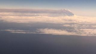 Έκρηξη ηφαιστείου στην Αλάσκα