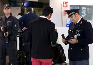 Δύο συλλήψεις υπόπτων για τρομοκρατία στην Ιταλία