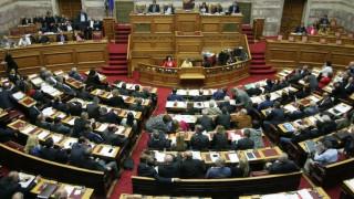 """""""Όχι"""" στην άρση ασυλίας Σταθάκη και Πολάκη είπε η Βουλή"""