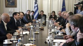 Ενημέρωση ευρωβουλευτών για αξιολόγηση, χρέος και «κόκκινα» δάνεια