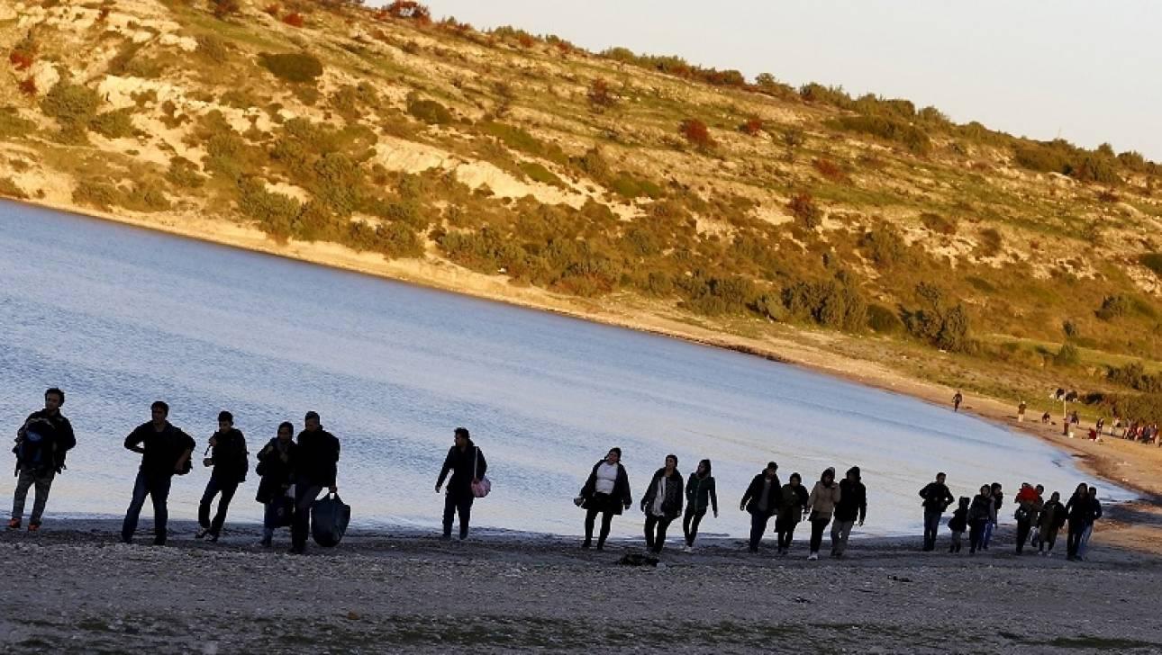 Δεκαέξι νεκροί πρόσφυγες ανάμεσά τους τρία παιδιά από τουρκικά πυρά