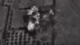 Συρία: Η ρωσική αεροπορία επιτίθεται στις δυνάμεις του Ισλαμικού Κράτους στην Παλμύρα