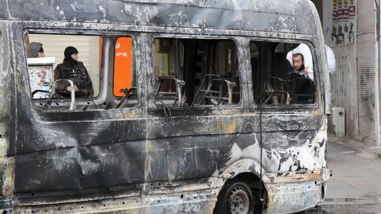 Ισχυρή έκρηξη στο Ντιγιάρμπακιρ της Τουρκίας