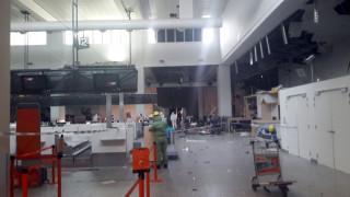 Μερική επαναλειτουργία του αεροδρομίου Ζαβεντέμ