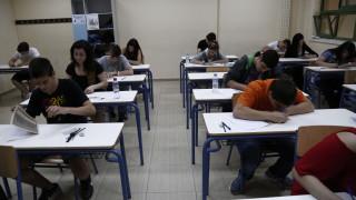 Πανελλήνιες εξετάσεις: 103.366 υποψήφιοι για 69.985 θέσεις