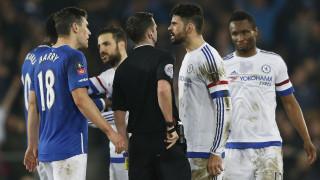 Επιπλέον μια αγωνιστική τιμωρία στον Ντιέγκο Κόστα για την αποβολή του στο ματς με την Έβερτον