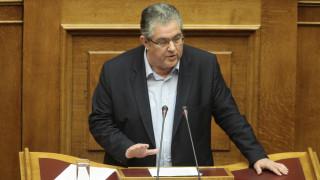 Κουτσούμπας: Άθλιο παζάρι της Ε.Ε. με την Τουρκία το νομοσχέδιο Μουζάλα