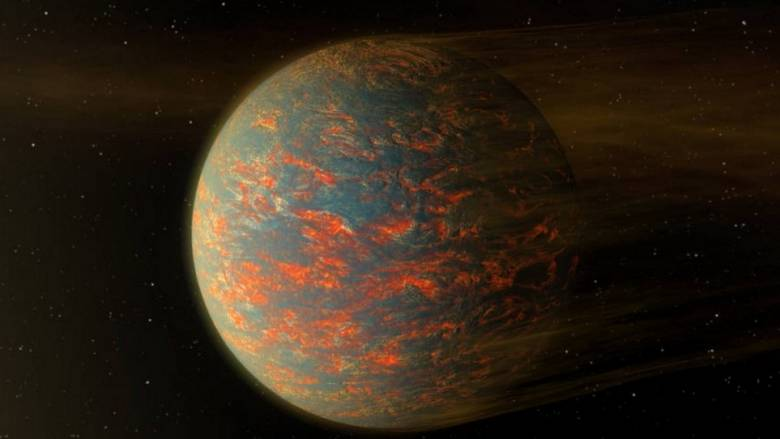 NASA: Η «υπέρ-Γη» και οι θερμοκρασίες 2.426 βαθμών Κελσίου