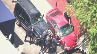 Κινηματογραφική καταδίωξη στους δρόμους του Μαϊάμι