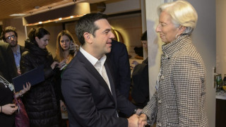Αλ. Τσίπρας: Θέλουν νέα κρίση στην Ελλάδα -  Παυλόπουλος: Να φύγει το ΔΝΤ
