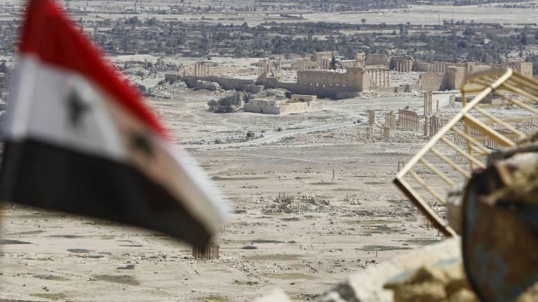 Συρία: Πώς προστατεύουν τους αρχαίους θησαυρούς από τους τζιχαντιστές