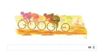 Ποδηλασία: Το doodle της Google τιμά τον Γύρο της Φλάνδρας