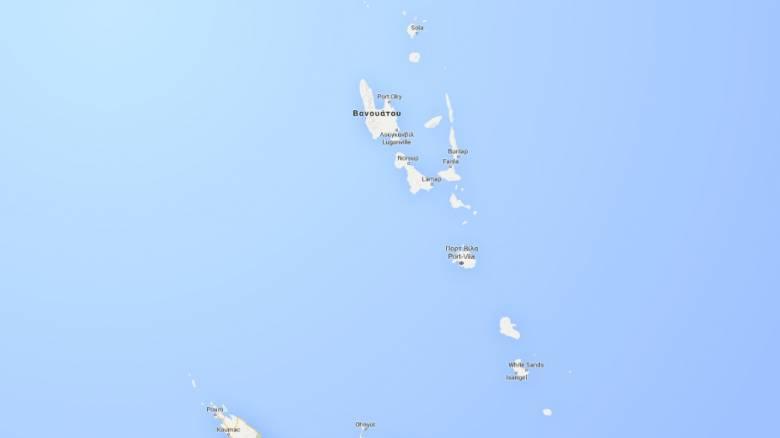 Προειδοποίηση για τσουνάμι μετά από σεισμό 7,2 ρίχτερ στα Βανουάτου