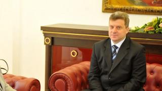 Πρόεδρος ΠΓΔΜ: «Προς όφελος της Ελλάδας το κλείσιμο της Βαλκανικής οδού»