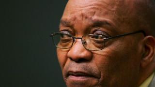 Ν. Αφρική: Την Τρίτη η συζήτηση για την παραπομπή Ζούμα