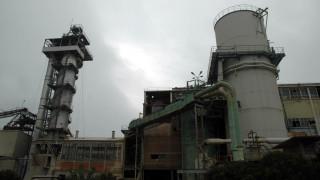 Κατάληψη του εργοστασίου της Ελληνικής Βιομηχανίας Ζάχαρης από τους τευτλοπαραγωγούς