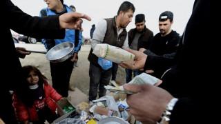 Ειδομένη: Υπό διερεύνηση το περιστατικό με το αλλοιωμένο φαγητό