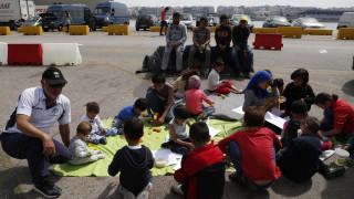 Έκτακτη επιχορήγηση 640.000 ευρώ σε ΟΤΑ του Αιγαίου για το προσφυγικό