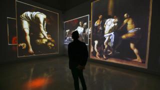 Caravaggio Experience, η ψηφιακή αναγέννηση του Μπαρόκ στη Ρώμη