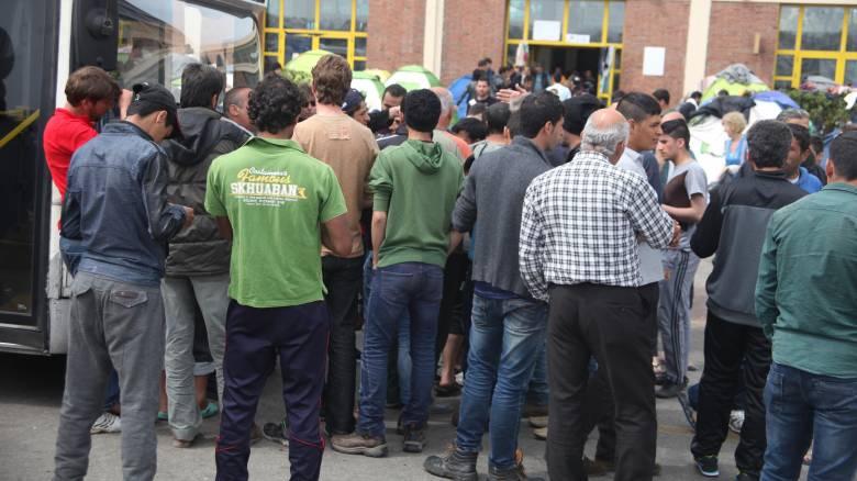 Πάνω από 4.700 πρόσφυγες στον Πειραία