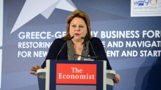 Κατσέλη: Άρση των capital controls τον Σεπτέμβριο με τρεις προϋποθέσεις