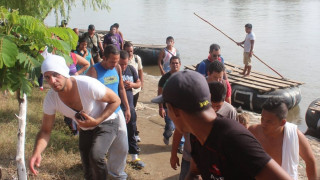Προσφυγική κρίση μαίνεται και στη Λατινική Αμερική