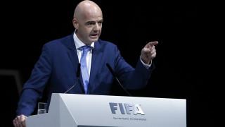 Σκάνδαλο διαφθοράς «αγγίζει» το νέο πρόεδρο της FIFA μέσω των Panama Papers-διαψεύδει ο Ινφαντίνο
