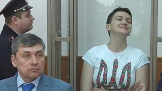Απεργία πείνας και δίψας από την Ουκρανή πιλότο Νάντια Σαβτσένκο