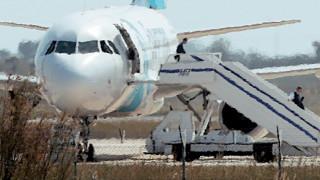Στην Αίγυπτο θα εκδοθεί ο αεροπειρατής από τις κυπριακές αρχές