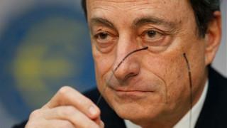 Ντράγκι: Το επεισόδιο της Ελλάδας έδειξε ότι η ευρωζώνη είναι εύθραυστη