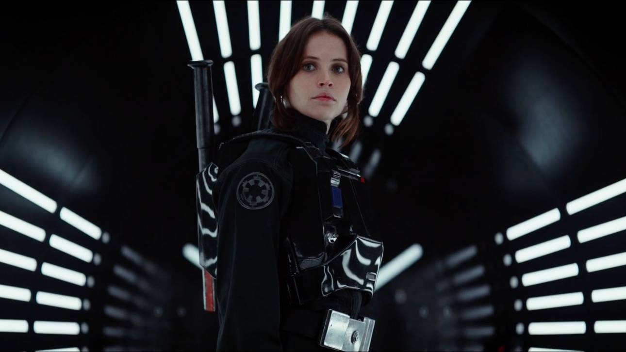 Star Wars: Rogue One, The BFG και Αλίκη: Τα 3 νέα trailer που καίνε τις οθόνες