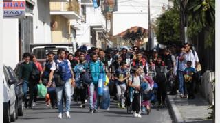 Προσφυγικό: Ένταση στο hotspot της Σάμου