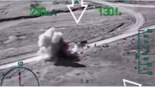 Βίντεο-ντοκουμέντο από τις ρωσικές επιχειρήσεις στη Συρία