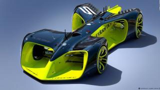 Robocar: Αγώνες ταχύτητας από το μέλλον χωρίς οδηγούς