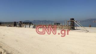 Το νέο κέντρο φιλοξενίας στον Σκαραμαγκά-Πότε θα μεταφερθούν οι πρόσφυγες