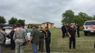 Πυροβολισμοί με δύο νεκρούς σε αεροπορική βάση του Τέξας