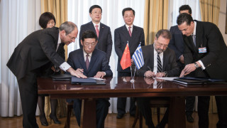 COSCO: Η αξία της συμφωνίας σε αριθμούς