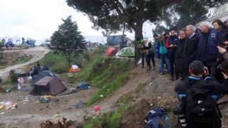 Αβραμόπουλος: Ανάγκη για ολοκληρωμένη μεταναστευτική πολιτική