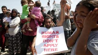 Προσφυγικό: Οριακή η κατάσταση σε hotspot, Ειδομένη και Πειραιά