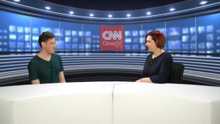 Ο Giovanni Frazzetto στο CNN Greece για την επιστημονική προσέγγιση των συναισθημάτων