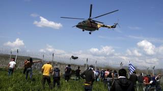 Ελληνικές αντιδράσεις για τη βιαιότητα των αστυνομικών της ΠΓΔΜ στην Ειδομένη