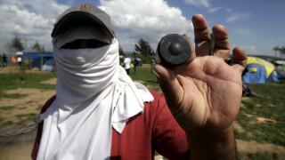 Επεισόδια-Ειδομένη: Αιχμές από ΠΓΔΜ για τη στάση της ελληνικής αστυνομίας