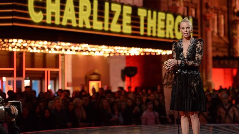 ΜTV Movie Αwards: Σαρλίζ Θερόν, Ντι Κάπριο και Star Wars οι μεγάλοι νικητές