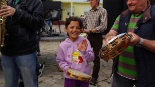 Το Μέγαρο Μουσικής Θεσσαλονίκης στο πλευρό των προσφύγων στο κέντρο φιλοξενίας στα Διαβατά