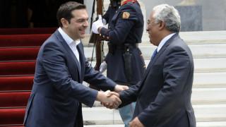 Κοινή διακήρυξη Ελλάδας-Πορτογαλίας κατά της λιτότητας