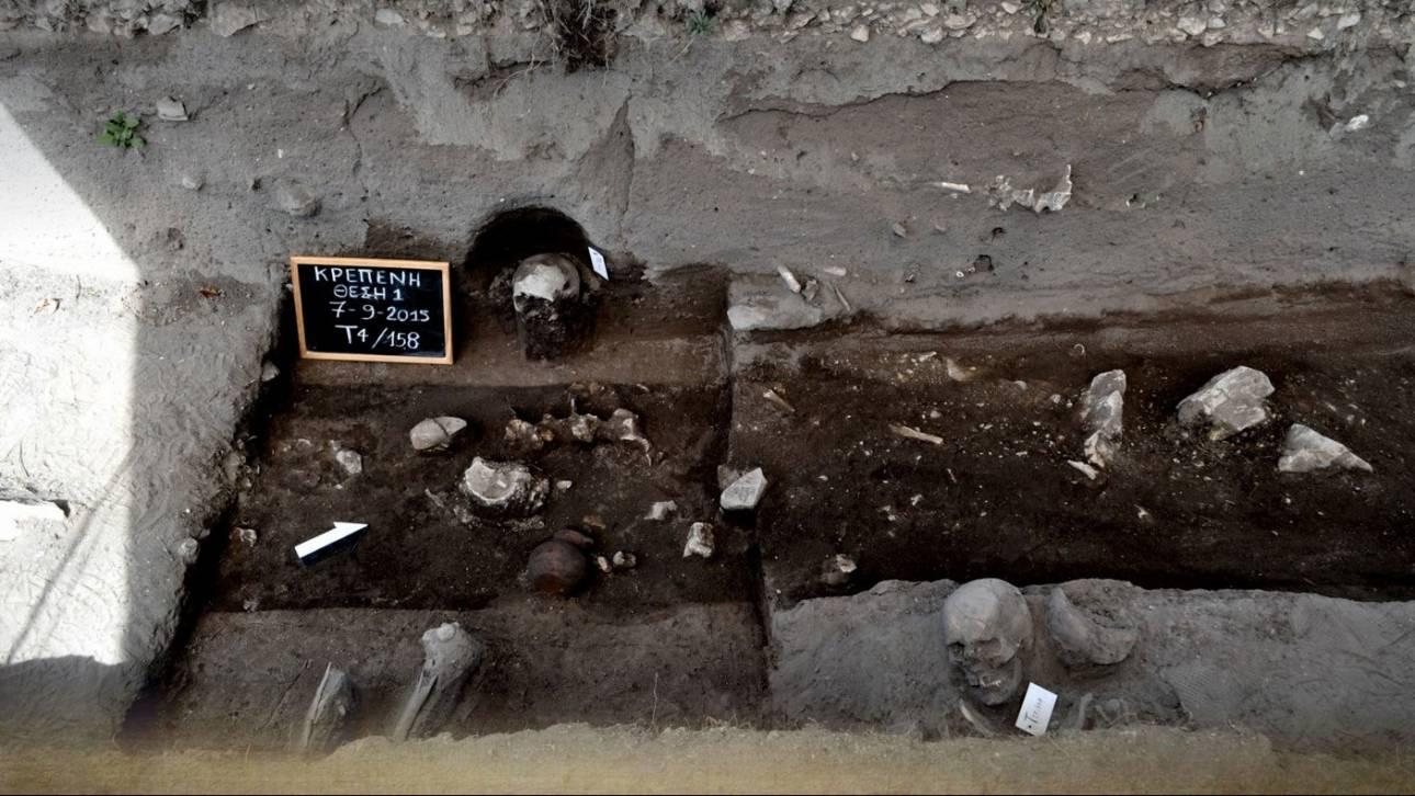 Τρεις αρχαίες νεκροπόλεις ανακαλύφθηκαν στην Καστοριά