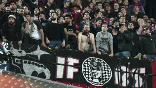 Συγκρούσεις οπαδών-Αστυνομίας στο γήπεδο του τελικού του Europa League στην Ελβετία