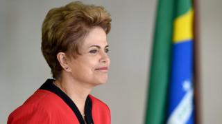 Βραζιλία: Πρόταση μορφής κατά της Ντίλμα Ρουσέφ