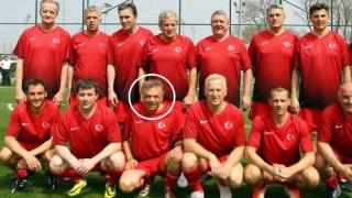 Ο πρόεδρος της Κυπριακής Ομοσπονδίας Ποδοσφαίρου με τουρκική εμφάνιση