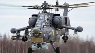 Συνετρίβη ρωσικό ελικόπτερο στην Συρία - Νεκροί οι δυο χειριστές